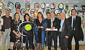 INAUGURATION DU MAGASIN « SPORTSRAQUETTES » du 28 AVRIL 2017